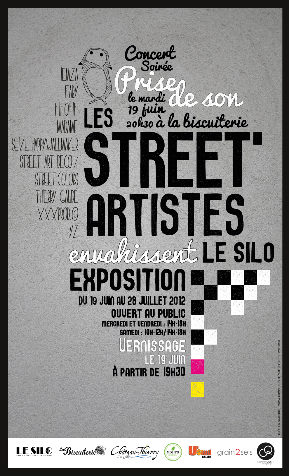 Street-Artiste